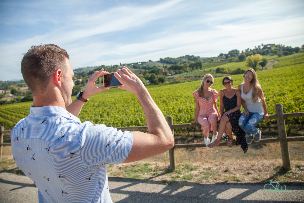 Montefalco Bike and Wine Tour
