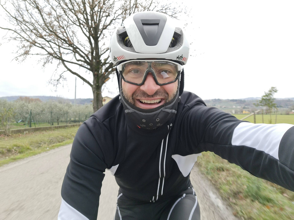 First bike ride after covid-19