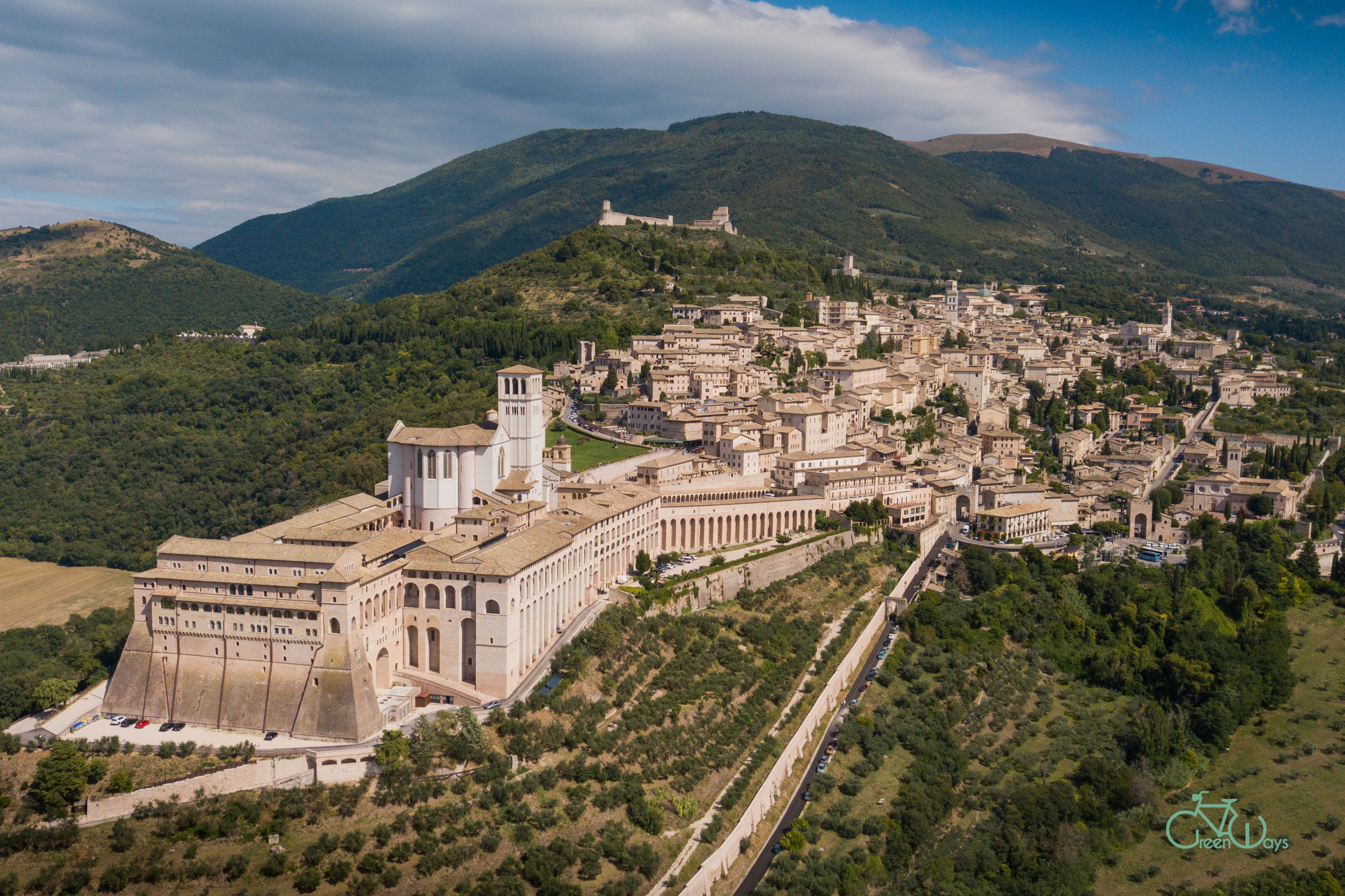 Assisi Hermitage Trail