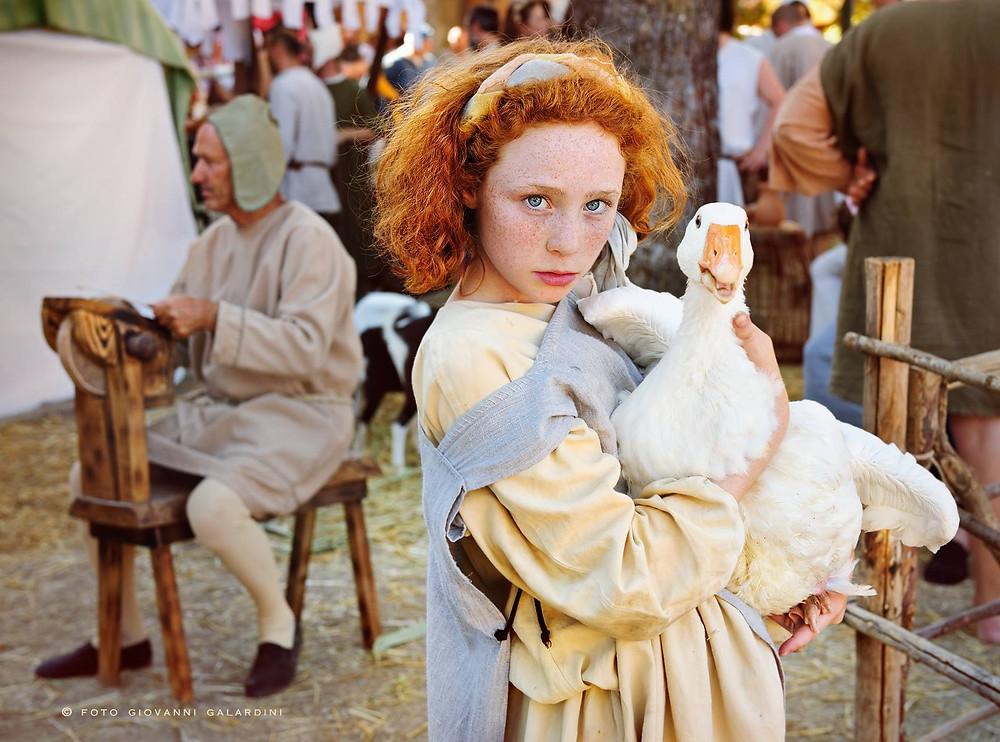 Umbria medieval festival