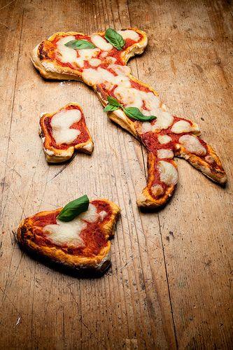 History of Italian Pizza Margherita