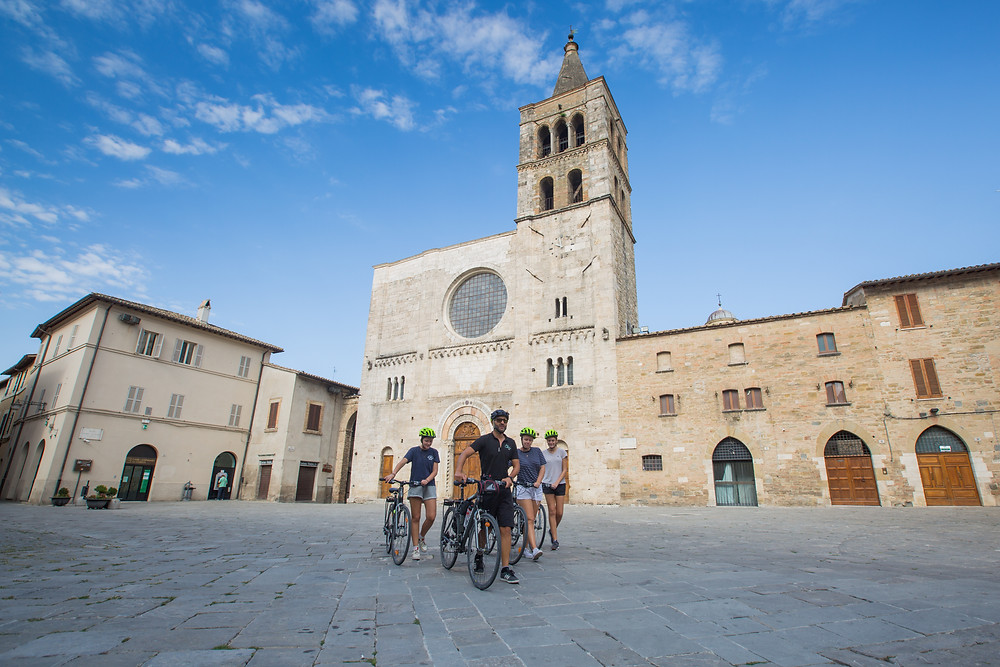 Discover Umbria By Bike