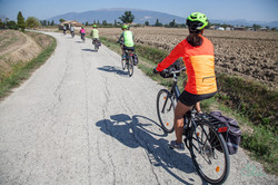 Ride through the umbrian valley