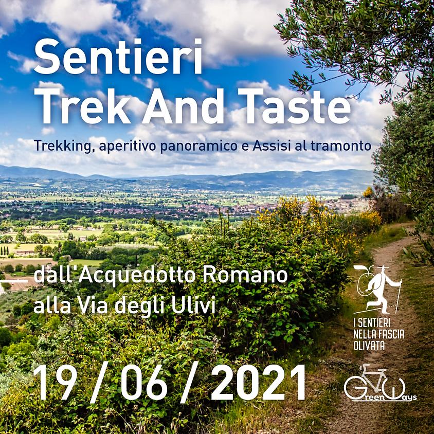 Sentieri Trek and Taste