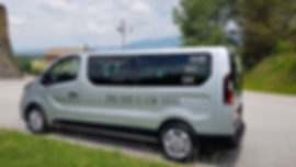 Greenways Italy Van