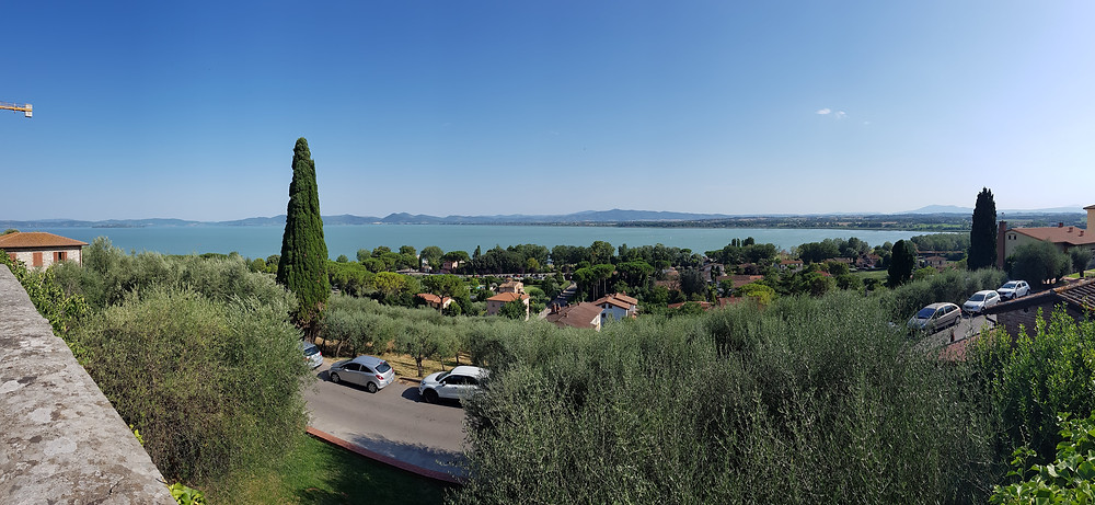 Bike tours Lake Trasimeno Monte del Lago