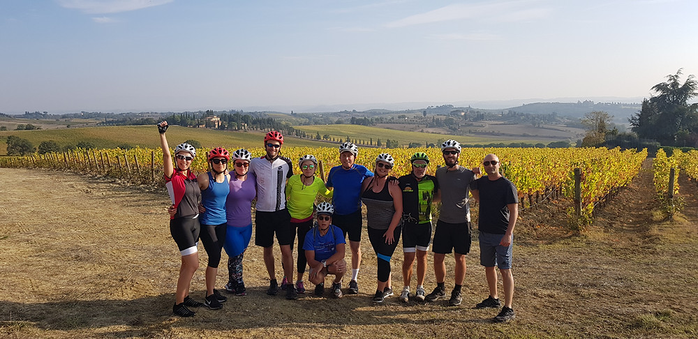 Tuscany Guided Bike Tours