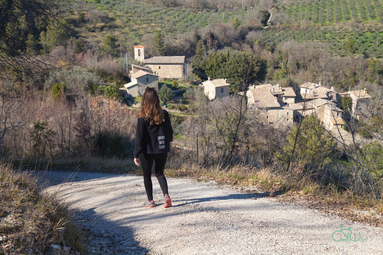 Bevagna Through the Castles Trail