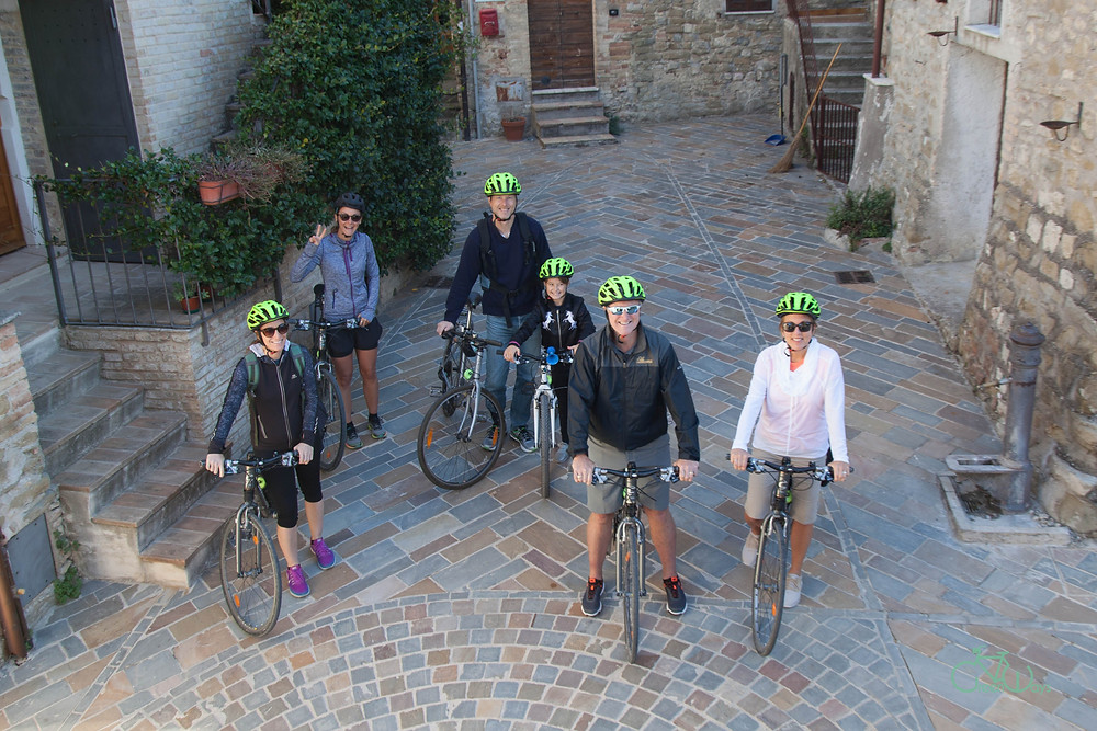 Our Bike tours in Umbria allow you to explore the region through our local food and wine, our medieval culture and amazing countryside scenery