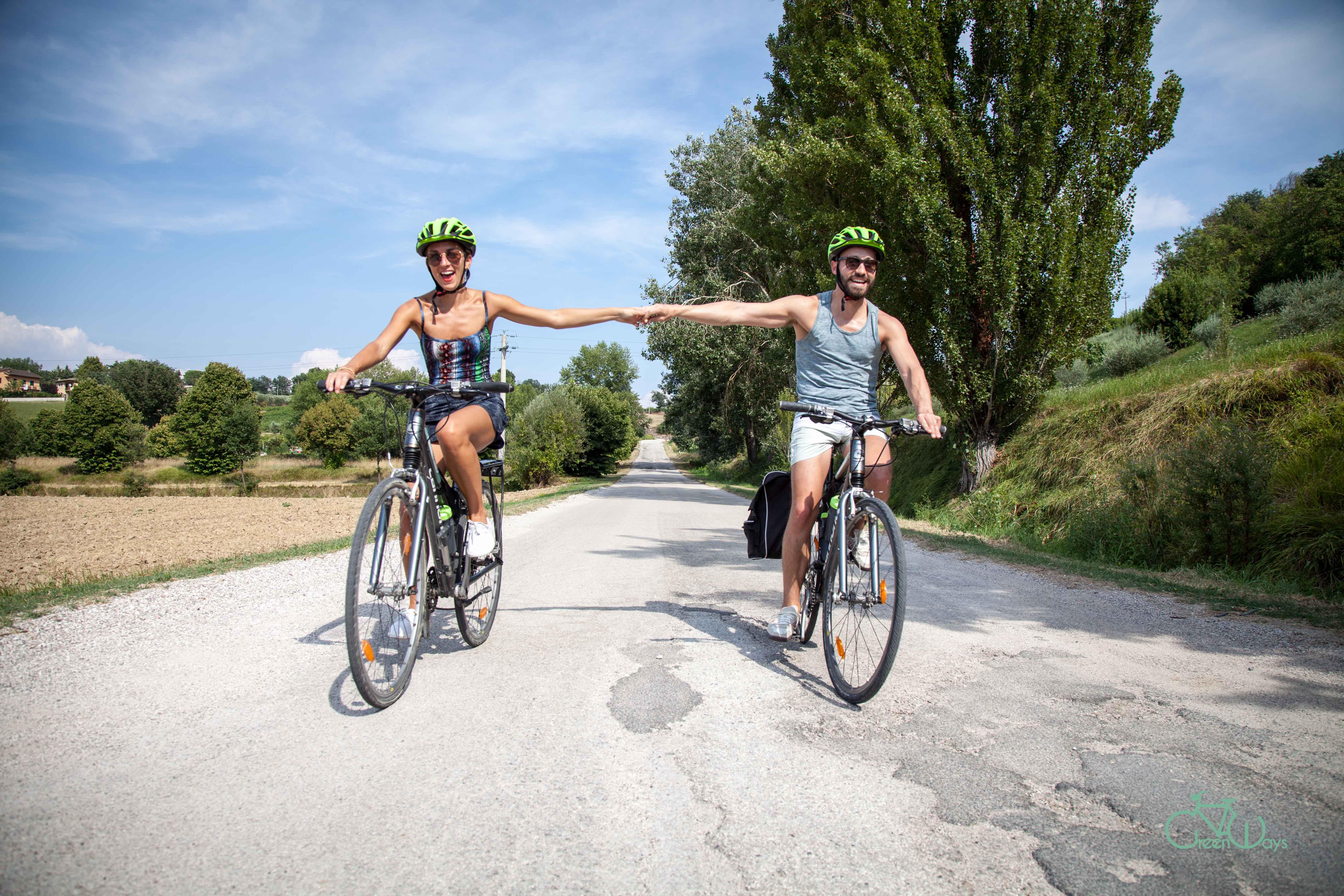 Bevagna Bike and Bite Tour