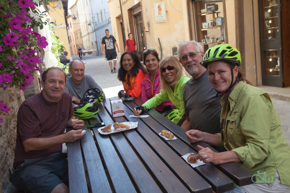 Bevagna Bike and Bike Tour