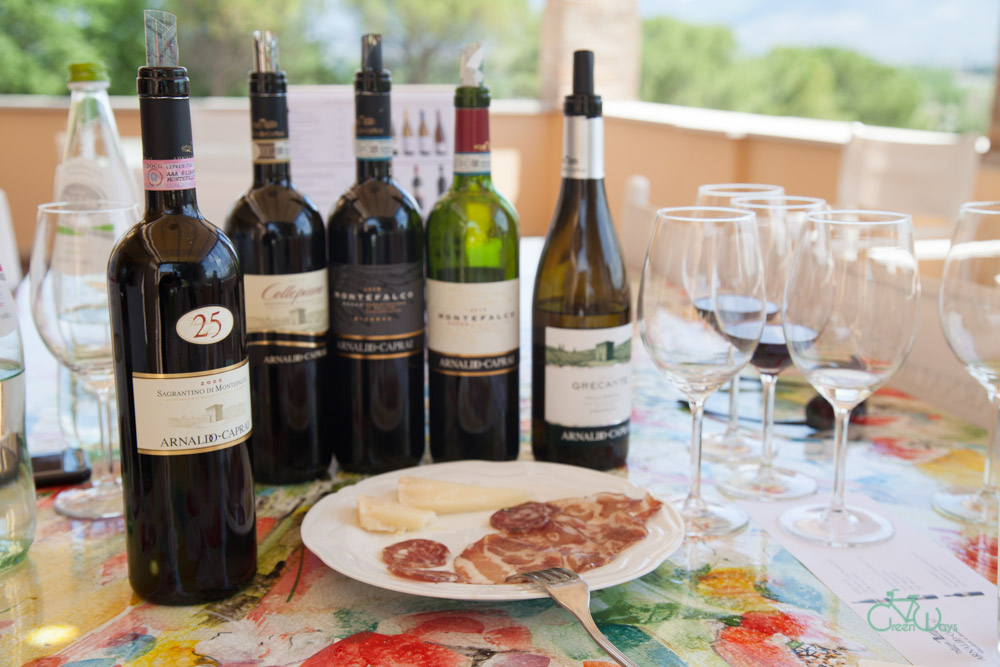 Umbria Wine Lovers