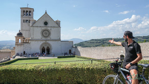Umbria in Bici: 5 itinerari imperdibili