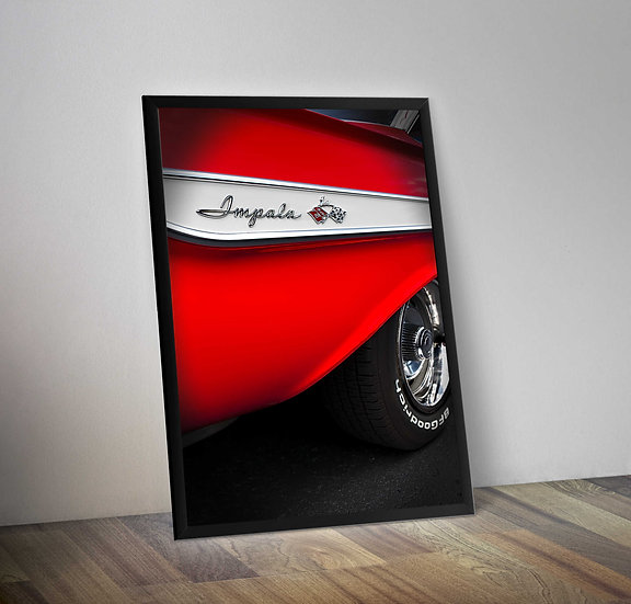 "1961 Chevy Impala - ""Class Act"""