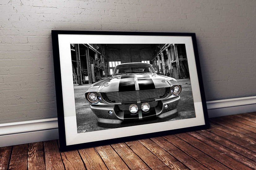 """1967 Ford Mustang Fastback - """"Eleanor"""""""