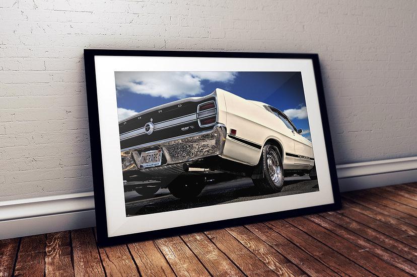 "1969 Ford Torino Talladega - ""Alabama Slapper"""