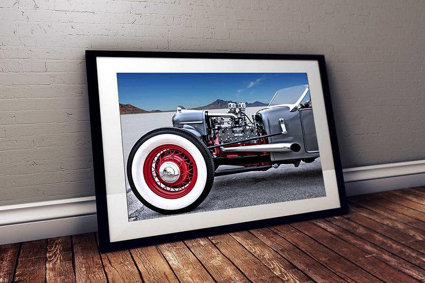 "1929 Ford T Bucket Custom Hot Rod - ""Salty"""