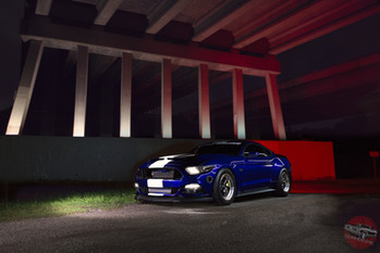 """2016 Mustang GT S550 - """"HellStang"""""""