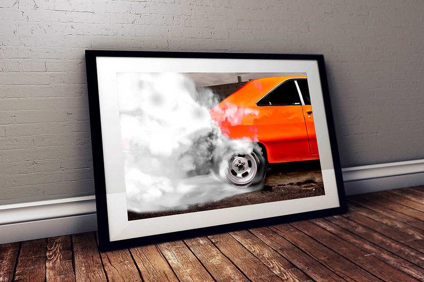 """1969 Dodge Dart GT - """"Burnout Master"""""""