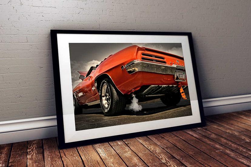 "1970 Pontiac Firebird - ""Tiger 400"""