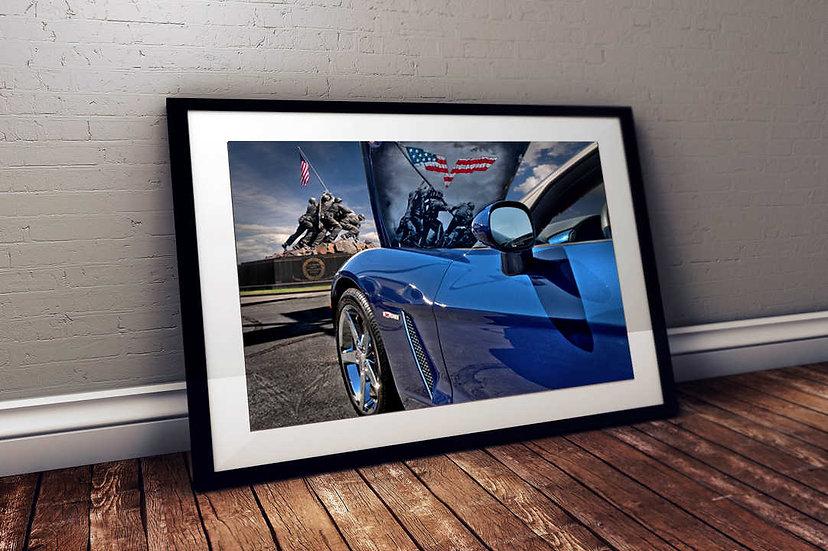 Chevy Corvette Z06 - Veterans Tribute