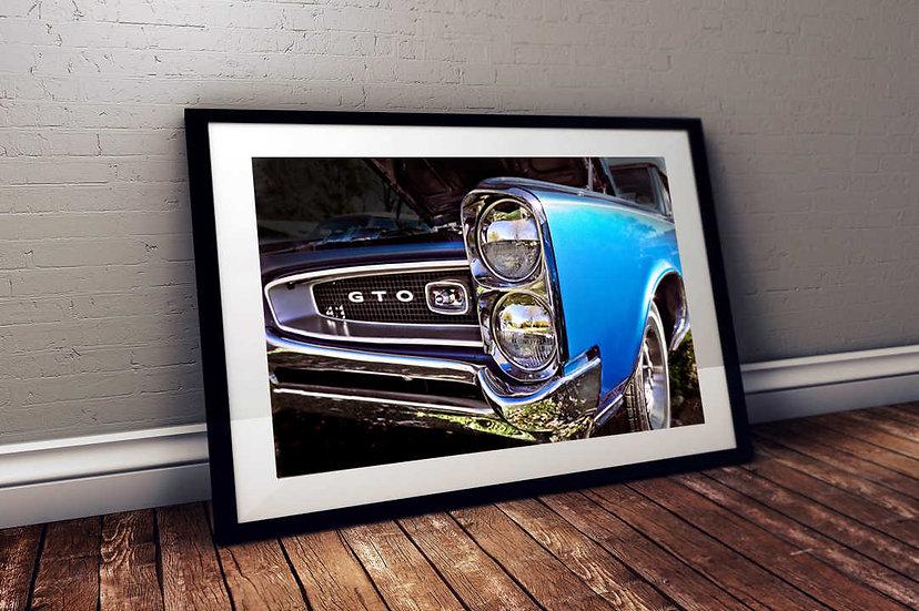 """1966 Pontiac GTO - """"GOAT"""""""