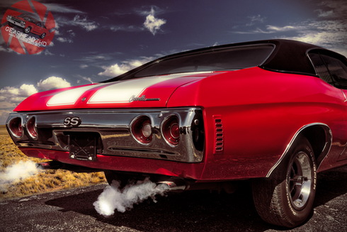 """1972 Chevy Chevelle - """"Somewhere In Mexico"""""""