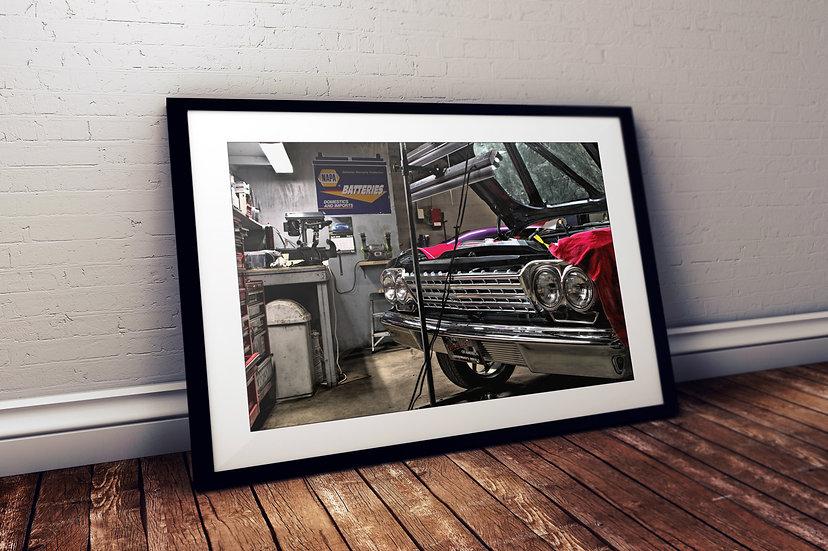"1961 Chevy Impala - ""Retirement"""