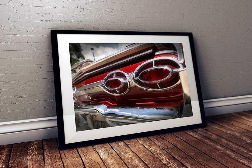 "1962 Oldsmobile Starfire -""Date Night"""