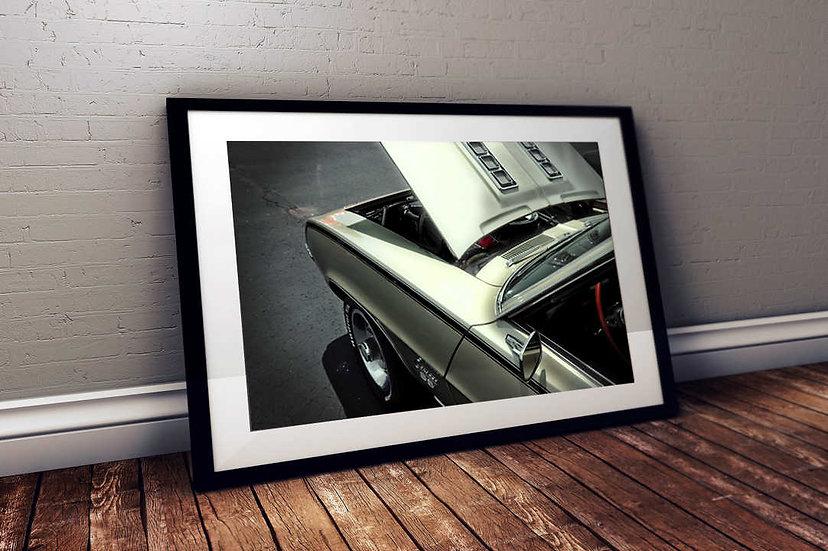 """1969 Camaro RS/SS - """"Hoodie"""""""