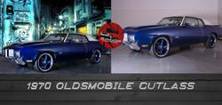 Custom Oldsmobile Artwork