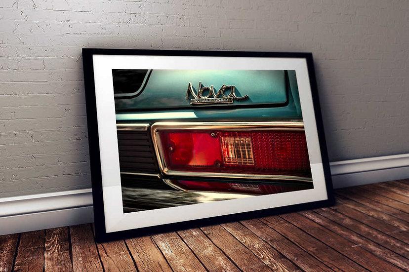 "1969 Chevy Nova SS - ""Golden Child"""