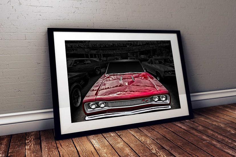 "1968 Dodge Coronet R/T - ""Car Lot"""
