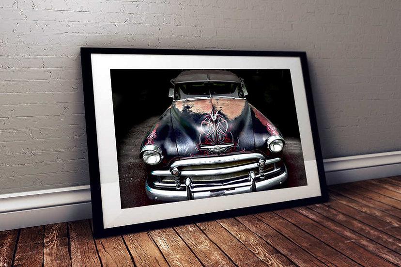 1940s Chevy Rat Rod