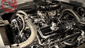 Why Muscle Car Engines Photograph So Well