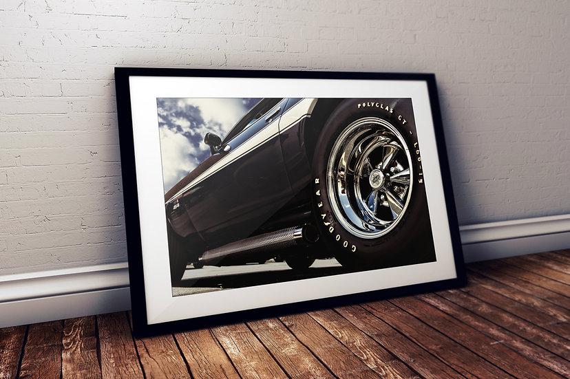 "1970 Chevy Camaro - ""Cragar Sharp"""