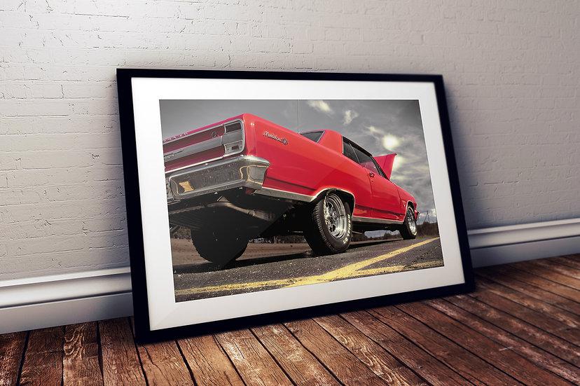 "1967 Chevy Malibu SS - ""Pit Stop"""