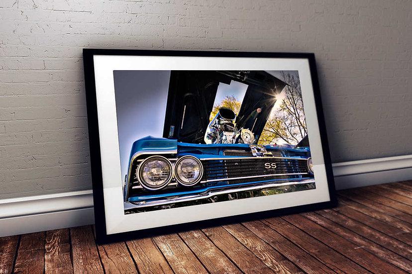 """1967 Chevelle SS 396 - """"Sun Glare"""""""