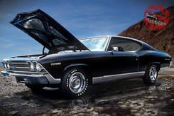 "1969 Chevy Chevelle - ""Malibu Reflection"""