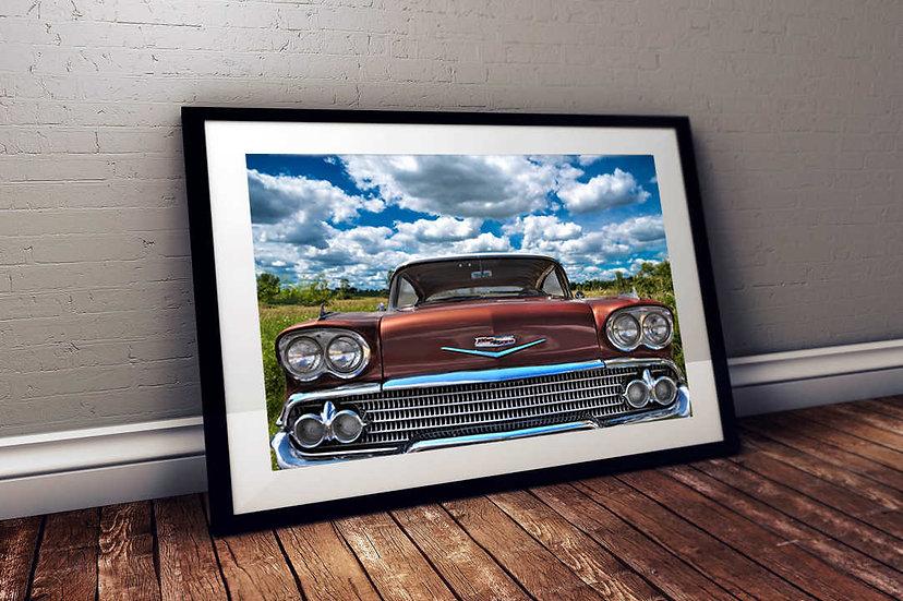 """1957 Chevy Impala - """"Memory Lane"""""""