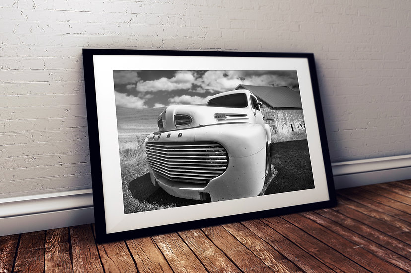 "1949 Ford Pick Up - ""Farm Boy"""
