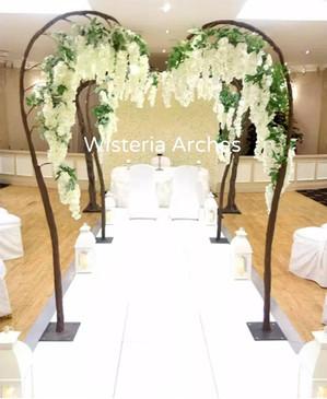 Wisteria Arches