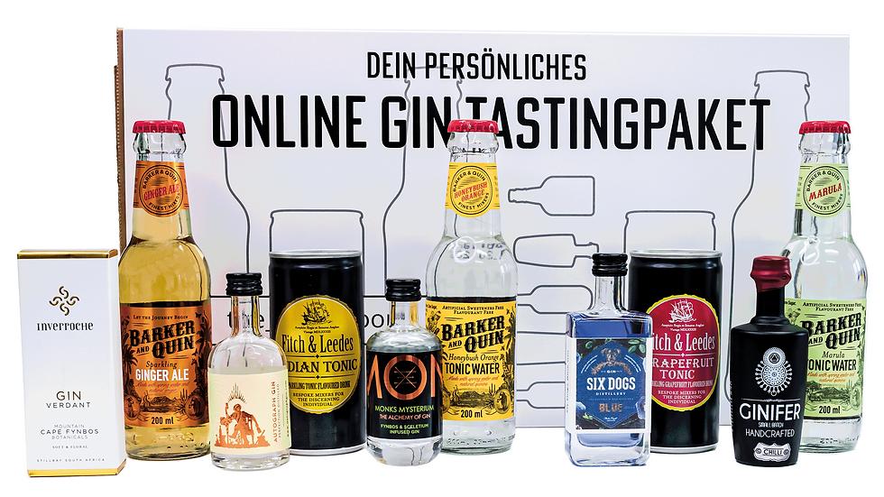 On Demand Tasting 001 – Dein persönliches Tasting für jede Zeit und jeden Ort