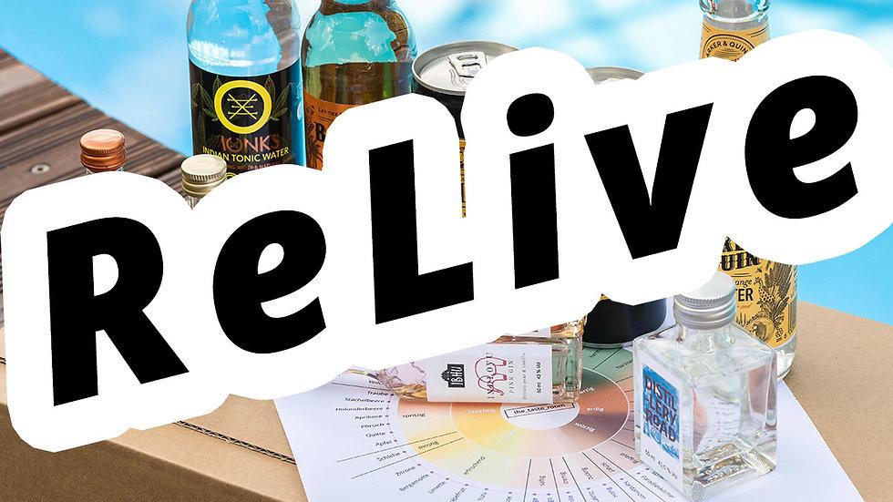 """Online Gin Tasting No. 10 """"Südafrika"""" - ReLive"""