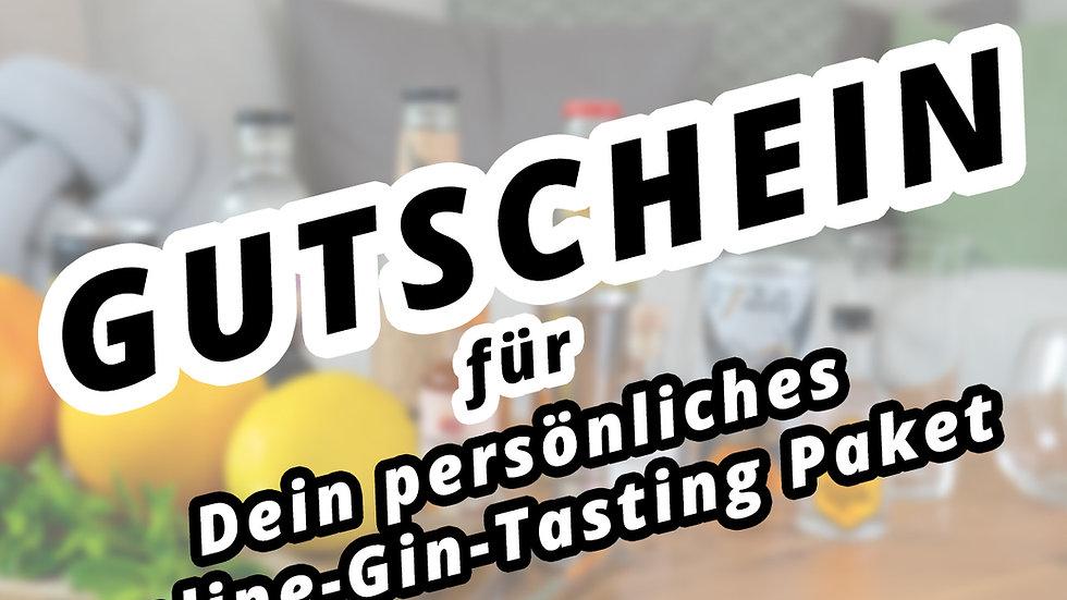 Gutschein für unser Online Gin Tasting