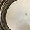 Thumbnail: Zinn-Porzelan-Schale-Blumen