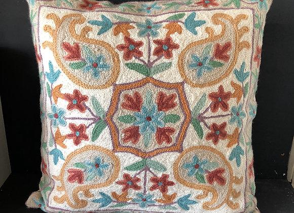 Orientalisches Blumen Muster