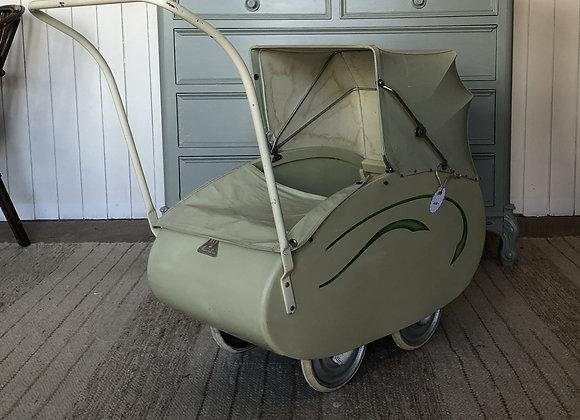 Puppenwagen - Wisa Gloria - 50iger Jahre