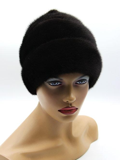 модные норковые шапки 2020