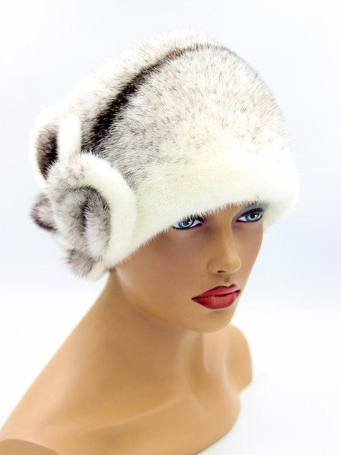 женские меховые шапки купить